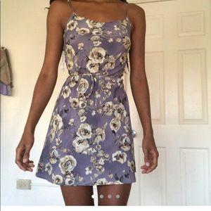 Sheer Vintage Dress